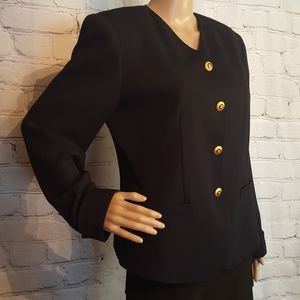 Le Suit Paris New York Suit Jacket